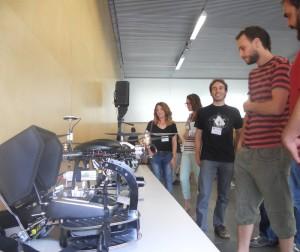 Jornada de net-lunch al parc científic i tecnològic de Girona